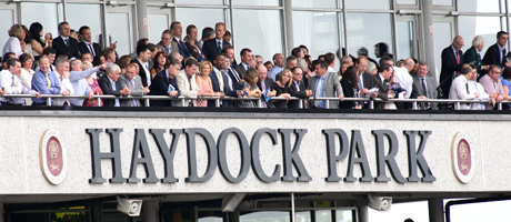Image result for haydock races logo