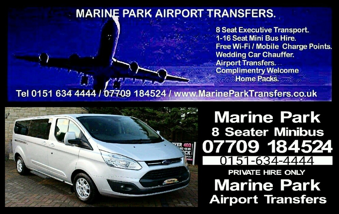 Wirral Minibus Hire 8 Seater Wallasey Birkenhead Merseyside Taxi Travel Transport