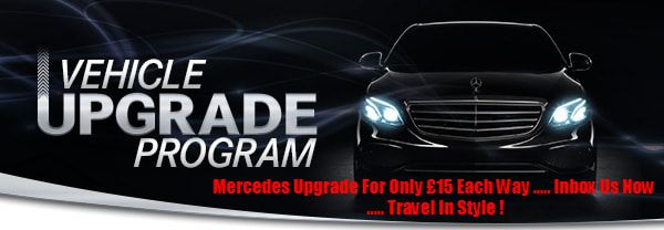 wirral executive luxury transfers mercedes